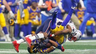 Patriots top Rams in defensive struggle, win 6th Super Bowl title