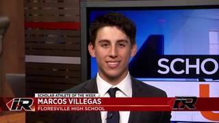 Scholar Athlete: Marcos Villegas, Floresville High School