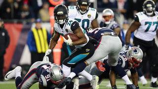 Brady leads Patriots back to Super Bowl, top Jaguars 24-20