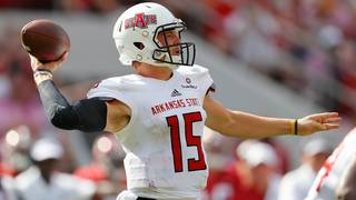 new style 929a2 4c185 Arkansas State football vs. UNLV: Time, TV schedule, game...