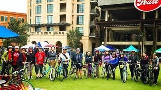 Lez Ride SA celebrates female friendships with 'Galentine's Day' bike ride