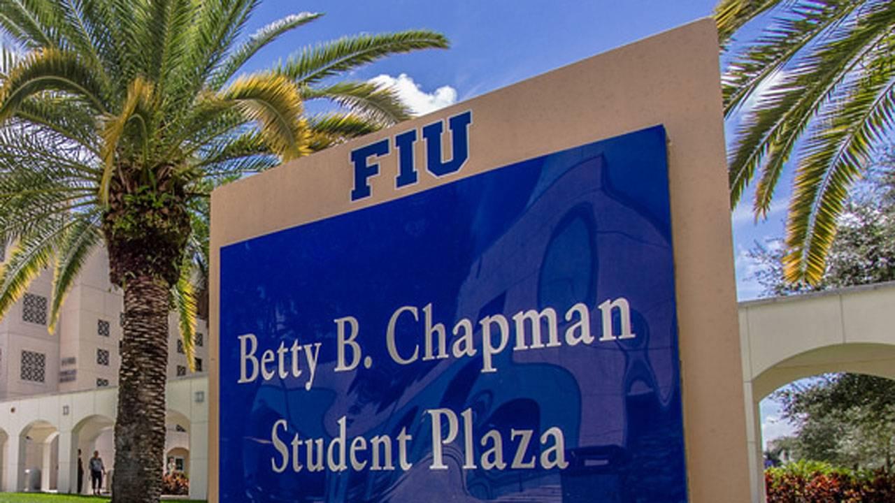 Betty B Chapman student plaza