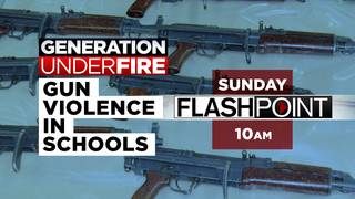 Special hour-long 'Flashpoint' Sunday