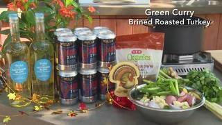 H-E-B Green Curry Brined Roasted Turkey