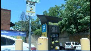 Pay-to-park coming to free parking lots in Downtown Lynchburg