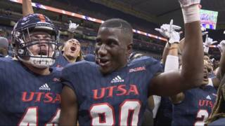 UTSA thankful for the opportunity to battle LA Tech this Thanksgiving weekend