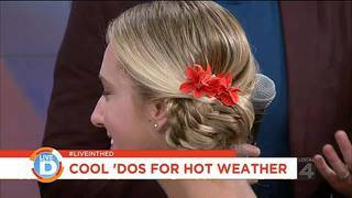 'Cool' hairdos to try for the summer