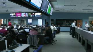 Local, federal agencies prepare for hurricane season at Miami-Dade County EOC