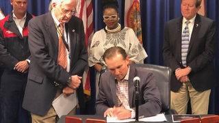 Jacksonville mayor signs bill to combat opioid epidemic