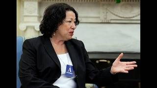 Paramedics called to Justice Sonia Sotomayor's house for low blood sugar