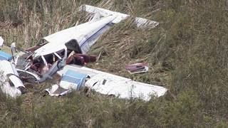 At least 3 killed when small planes collide over Everglades