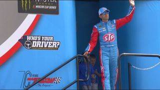 Aric Almirola looking forward to Martinsville race Sunday