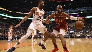 Rockets hand Suns 11th straight loss