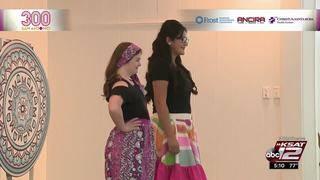 WATCH: San Antonio's first-ever community fashion show to celebrate&hellip&#x3b;