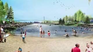 Detroit's West Riverfront Park design renderings revealed