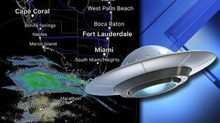 Has the invasion begun? Mysterious blips appear over South Florida, US