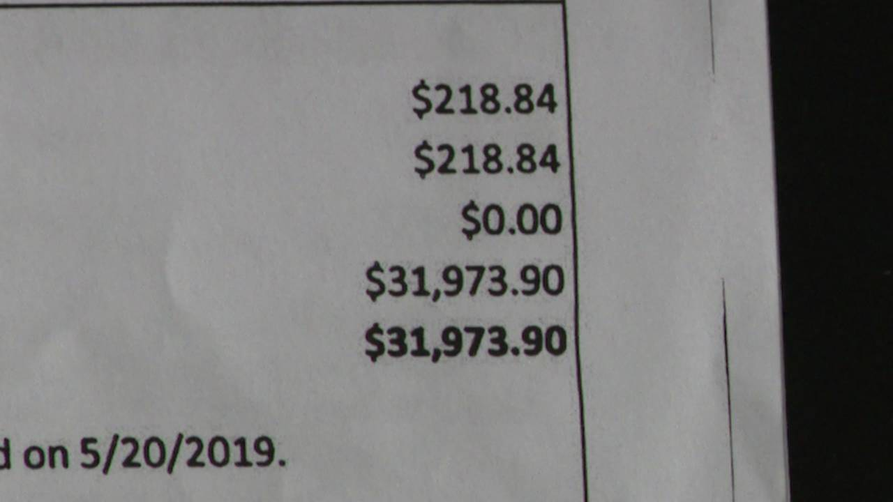 $32,000 water bill for condo residents cline street place