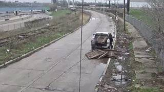 Illegal dumpers caught on camera: Detroit police 'not gonna tolerate it'