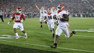 Rose Bowl star Sony Michel hails from American Heritage