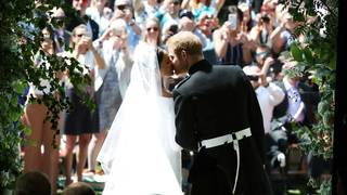 Royal wedding 2018: Meghan Markle and Prince Harry marry in Windsor