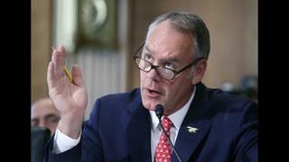 Zinke: Parks shouldn't be bargaining chip in shutdown showdown