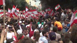 Lebanon's government makes major concessions amid protests