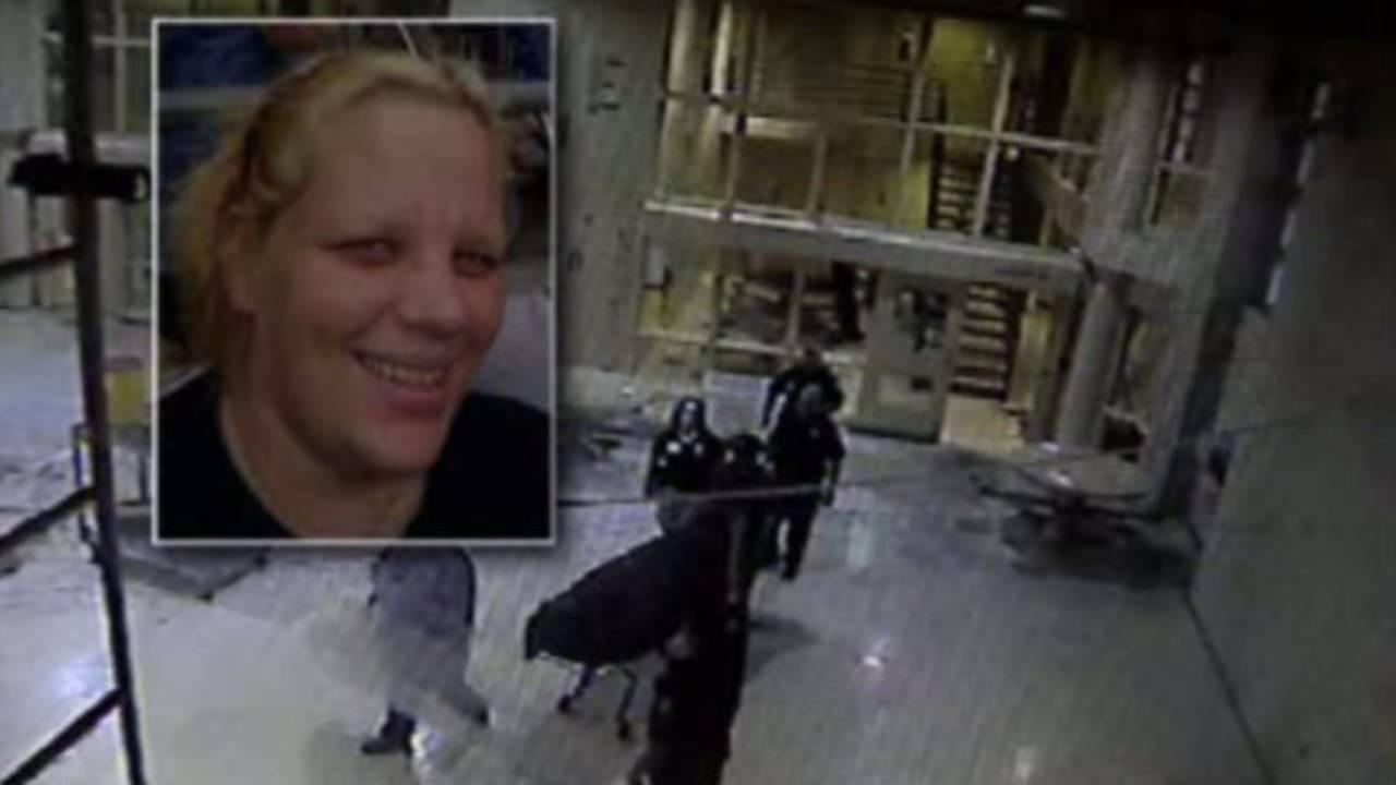 Jennifer Meyers Macomb County Jail death image