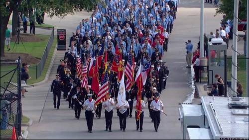 Six years later, HFD remembers brave firefighters who died in Southwest Inn fire