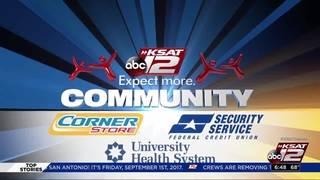 KSAT 12, community partners host blood drive for Hurricane Harvey victims