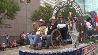 Pre-Rodeo weekend includes downtown parade and Rodeo Run