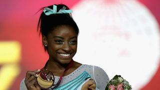 Vault named after Simone Biles