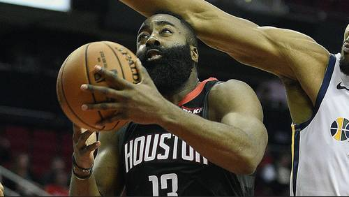 Rockets to face Jazz in opening round of playoffs