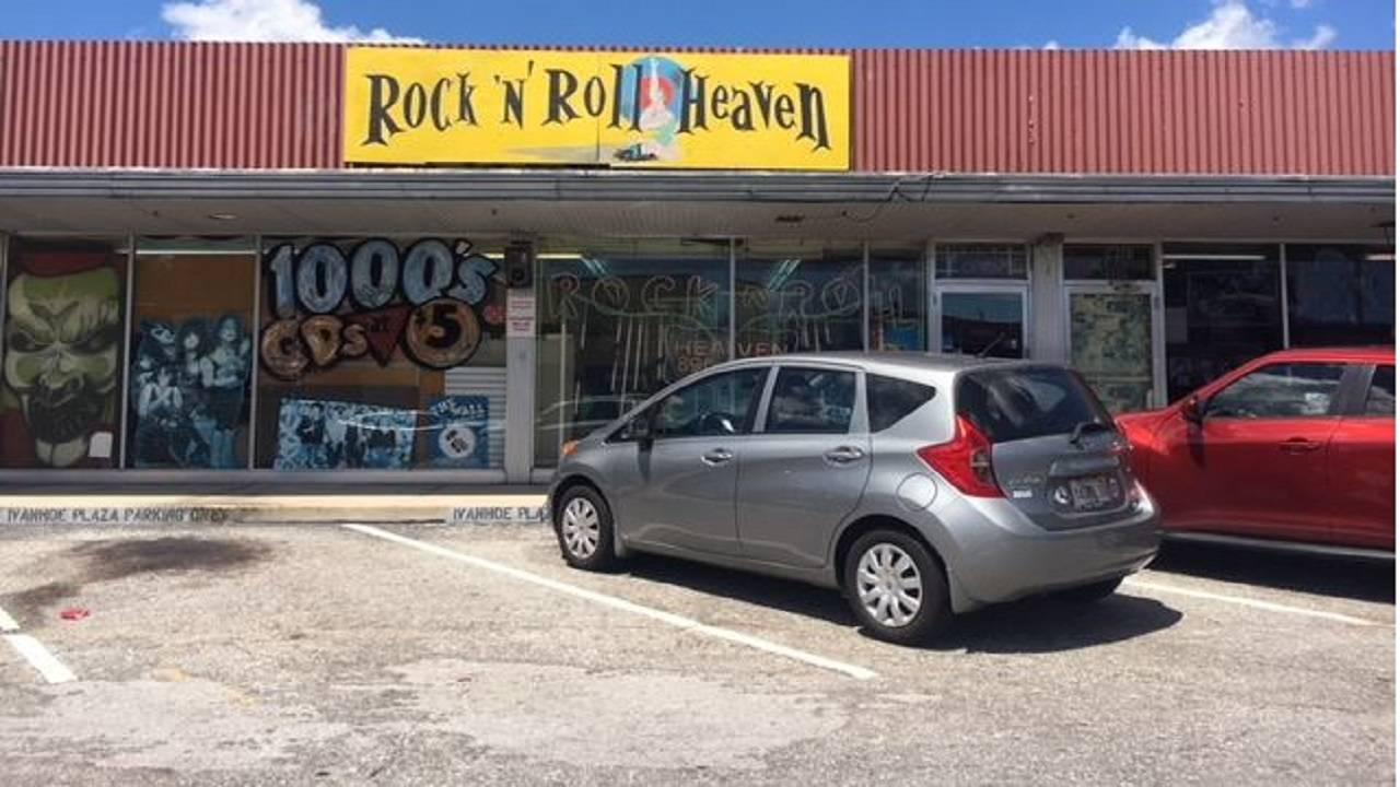 Rock n' Roll Heaven
