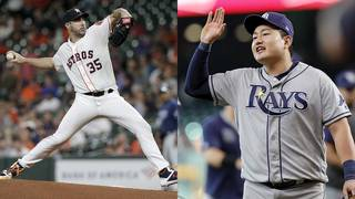 Astros to face Rays in 2019 Am...