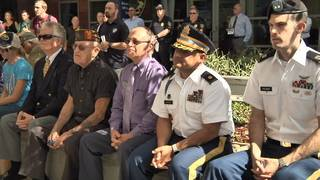 UNF honors military veterans, including WWII vets