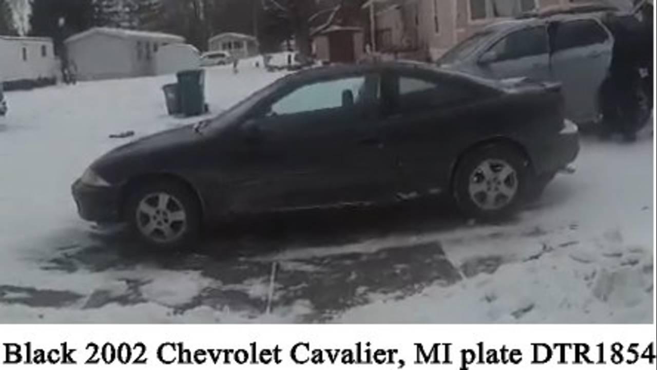 BLACK CAR SUMPTER TOWNSHIP_1515426168077.jpg