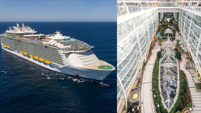 Inside Royal Caribbeans New Symphony Of The Seas Coming To Miami This Year
