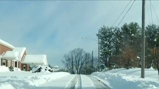 New River Valley prepares for snow