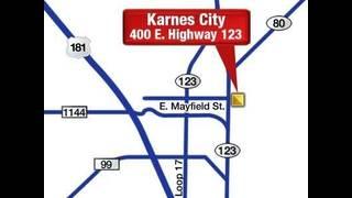 Karnes City Football Stadium Map on pettus tx map, south texas area map, texas cities map, goliad texas map, kenedy texas map, texas hill country road map, yorktown texas map, texas rivers map, runge tx map, texas lakes map, otto tx map, texas counties map,