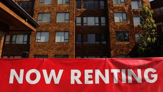 For many, the rent is still too high