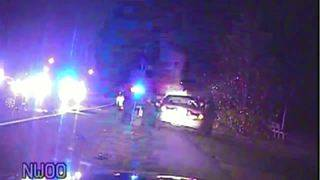 Dash cam video shows high-speed chase that ended in fatal crash
