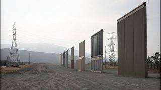 Pentagon lists projects that could be affected by border wall