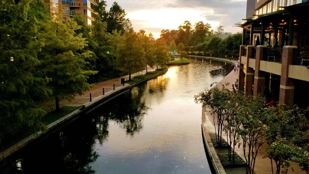 The Woodlands Waterway