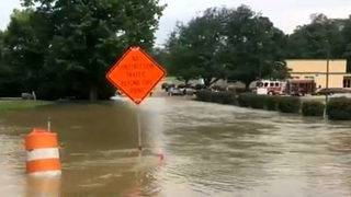 Heavy rain continues as Northeast braces for more flooding