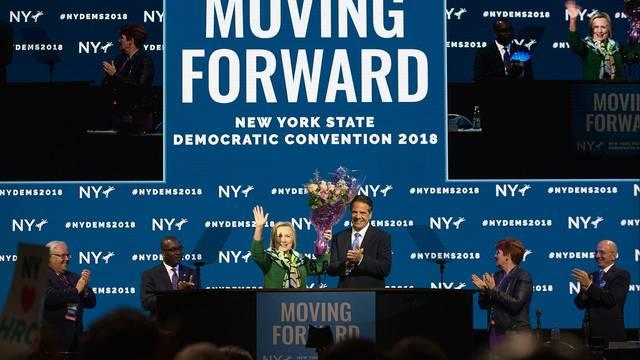 Hillary clinton endorses cuomo in new york stopboris Image collections