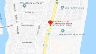 Portion of A1A closed after water main breaks in Fort Lauderdale