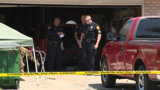 SAPD: Man fighting for life after gunman fires into house