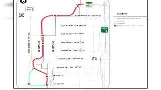Preliminary approval given to extend 836 expressway to Kendall