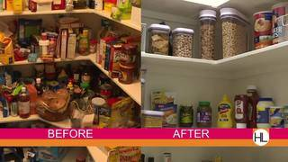 5 Easy Steps To An Organized Kitchen Pantry