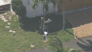Bomb squad called after pressure cooker found in Plantation yard